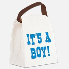 itsaboy.png Canvas Lunch Bag