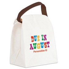 due-in-aug.png Canvas Lunch Bag