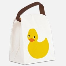 ducky-new.png Canvas Lunch Bag