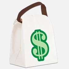 dollar-sign-new_bl.png Canvas Lunch Bag