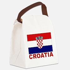 croatia_b.gif Canvas Lunch Bag