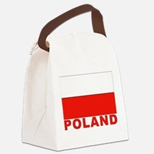 poland_b.gif Canvas Lunch Bag