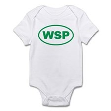 Weird Stinky People Infant Bodysuit