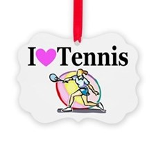 TENNIS Ornament