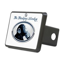 The Thinking Monkey Hitch Cover