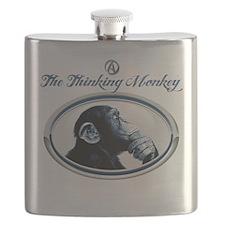 The Thinking Monkey Flask