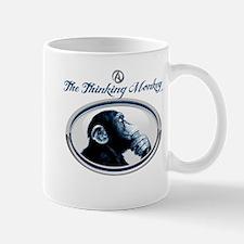 The Thinking Monkey Mug
