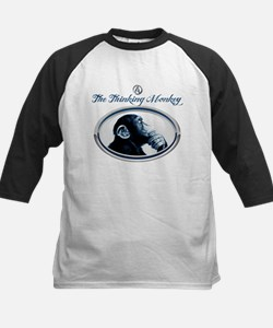 The Thinking Monkey Kids Baseball Jersey