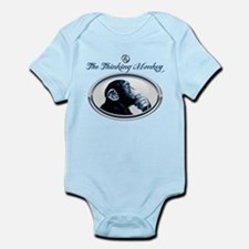The Thinking Monkey Infant Bodysuit