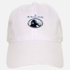 The Thinking Monkey Baseball Baseball Cap