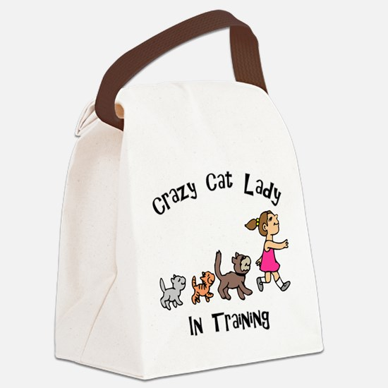 FIN-crazy-cat-lady-in-training.png Canvas Lunch Ba