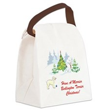 FIN-bedlington-terrier-christmas.png Canvas Lunch
