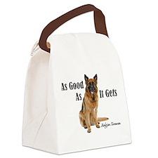 FIN-good-belgian-te... Canvas Lunch Bag