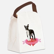 FIN-boston-terrier-valentine.png Canvas Lunch Bag