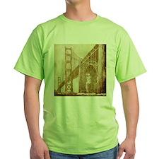Vintage Golden Gate Bridge T-Shirt