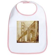 Vintage Golden Gate Bridge Bib