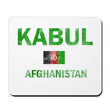 Kabul Afghanistan Designs Mousepad