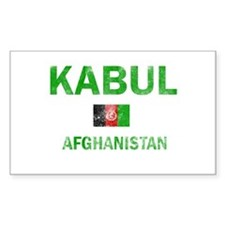 Kabul Afghanistan Designs Decal