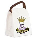 FIN-kingpins.png Canvas Lunch Bag