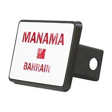 Manama Bahrain Designs Hitch Cover