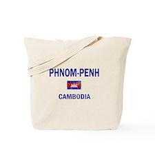 Phnom penh Cambodia Designs Tote Bag