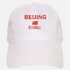 Beijing China Designs Baseball Baseball Cap