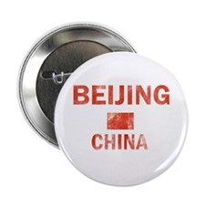 "Beijing China Designs 2.25"" Button"