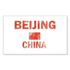 Beijing China Designs Decal