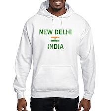 New Delhi India Designs Hoodie