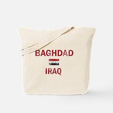 Baghdad Iraq Designs Tote Bag