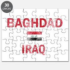 Baghdad Iraq Designs Puzzle