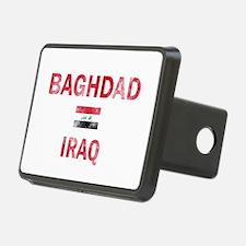 Baghdad Iraq Designs Hitch Cover