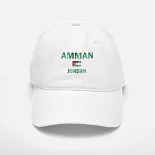 Amman Jordan Designs Baseball Baseball Cap