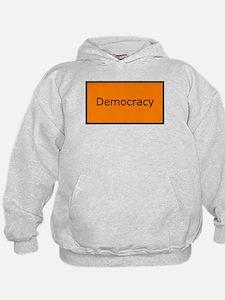 Democracy Hoodie