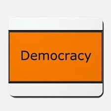 Democracy Mousepad