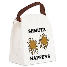 Shmutz Happens Canvas Lunch Bag