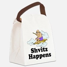 FIN-shvitz happens.png Canvas Lunch Bag