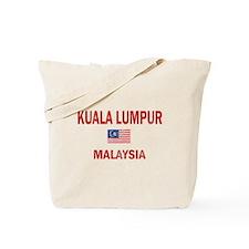 Kuala Lumpur Malaysia Designs Tote Bag