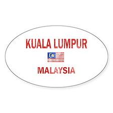Kuala Lumpur Malaysia Designs Decal