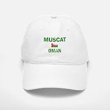 Muscat Oman Designs Baseball Baseball Cap