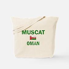 Muscat Oman Designs Tote Bag