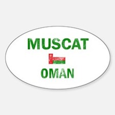 Muscat Oman Designs Decal