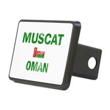 Muscat Oman Designs Hitch Cover
