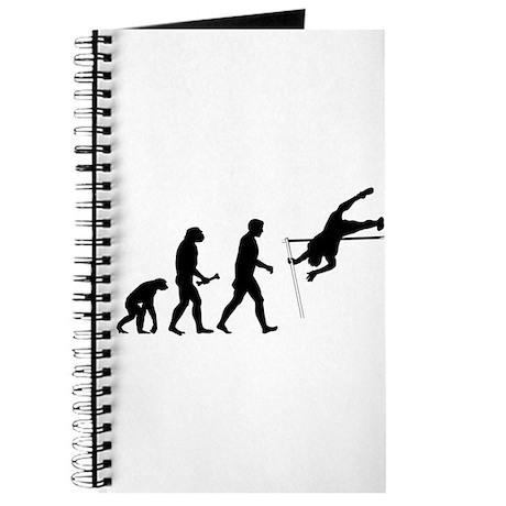 Pole Vaulter Evolution Journal