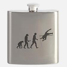 Pole Vaulter Evolution Flask