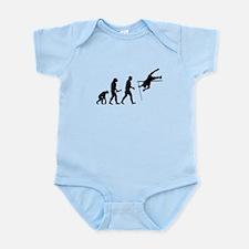 Pole Vaulter Evolution Infant Bodysuit