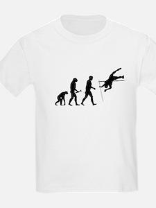 Pole Vaulter Evolution T-Shirt