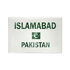 Islamabad Pakistan Designs Rectangle Magnet
