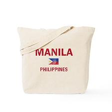 Manila Philippines Designs Tote Bag