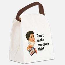 FIN-whoop-ass.png Canvas Lunch Bag